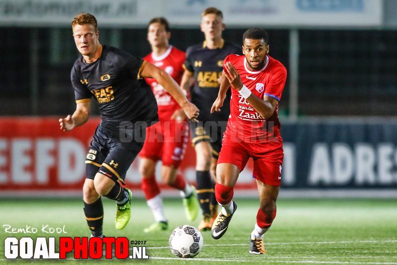 Eerste zege voor Jong FC Utrecht