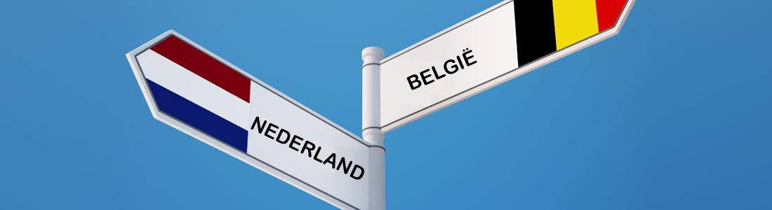 Nederland oefent tegen België
