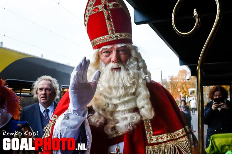 Sinterklaas komt aan op Cityplaza Nieuwegein