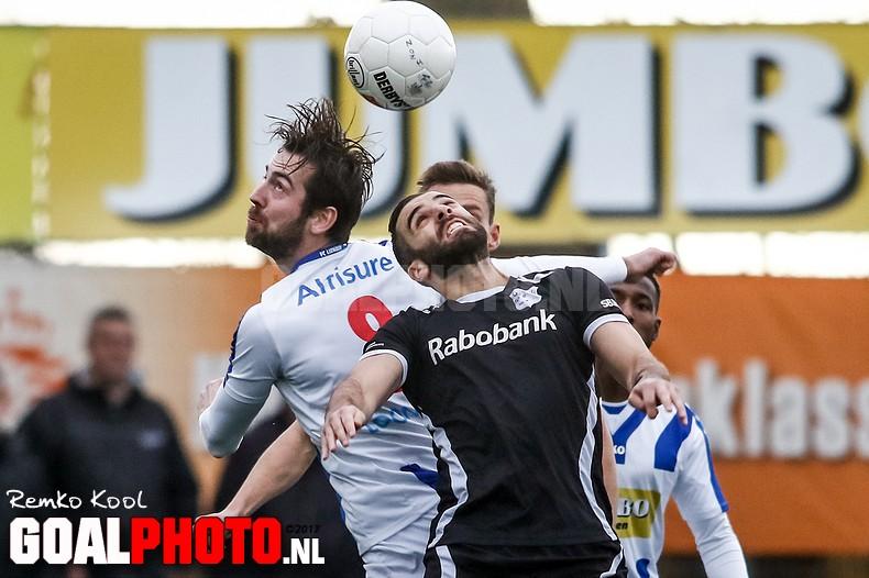 FC Lienden in tweede helft onderuit tegen GVVV