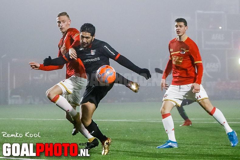 NEC herovert koppositie na doelpuntenregen Jupiler League