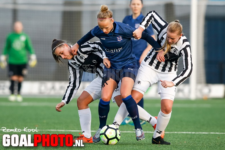 Toptalent Kalma houdt Heerenveen in evenwicht met Achilles '29