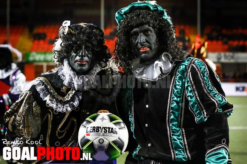FC Volendam gelijk na spannende pot tegen Almere City