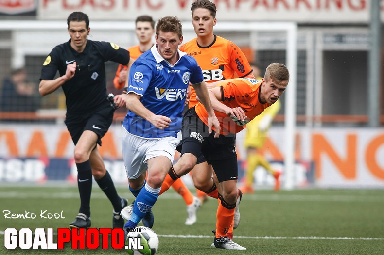 Zure nederlaag voor FC Den Bosch tegen FC Volendam