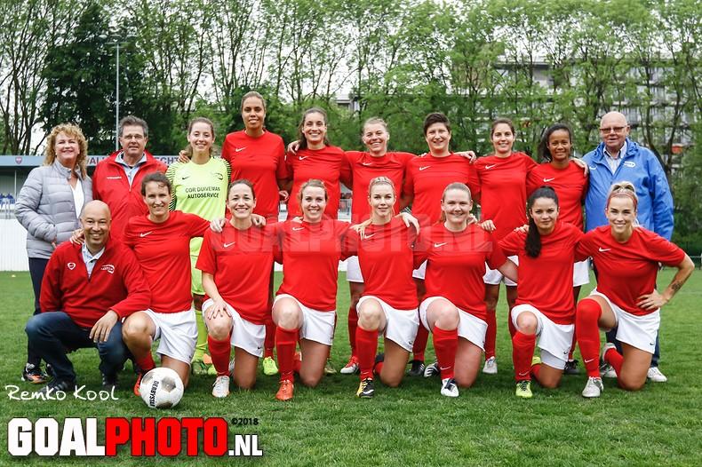 Zwaluwen'11 – Oud internationals / toppers