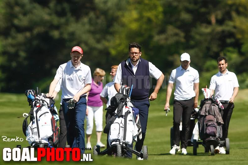 Golf | Mannen NNG&CC naar kruisfinales