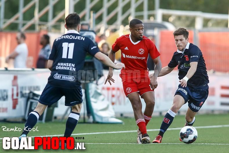 Almere City naar tweede ronde play-offs