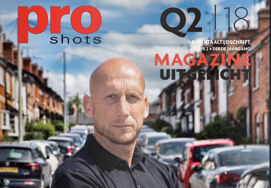 Pro Shots Magazine Q2 18