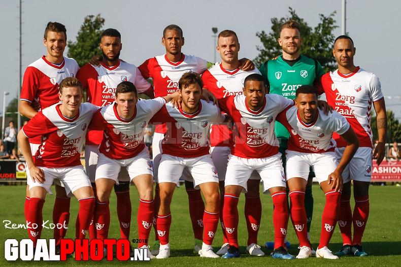 Monsterscore FC Utrecht tegen amateurs DESTO