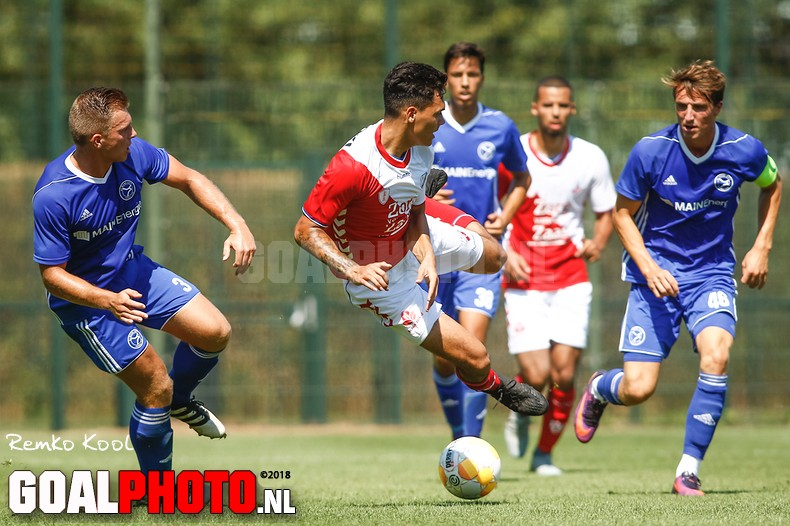 Jong FC Utrecht – Almere City FC (1-2)