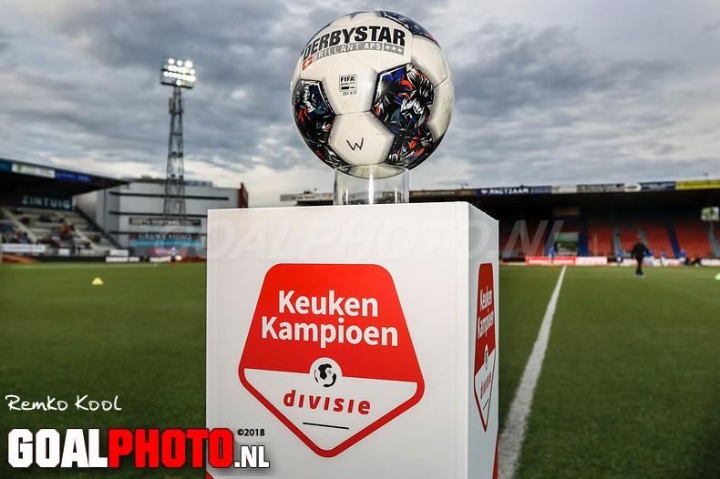 RKC verschalkt Den Bosch in derby