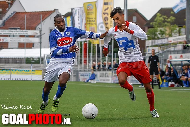 Spakenburg wint van Barendrecht