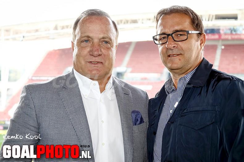 Dick Advocaat gepresenteerd bij FC Utrecht: 'Ik wil goed afsluiten in Nederland'