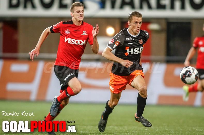 Worstelend Helmond Sport schiet weinig op met remise tegen FC Volendam
