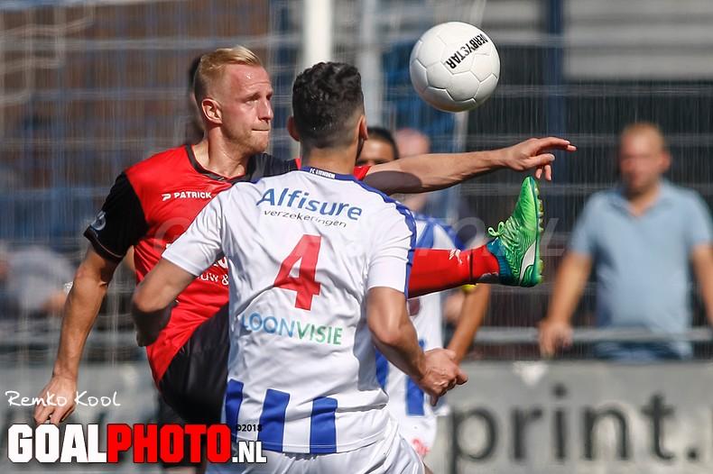 FC Lienden en De Treffers houden elkaar in evenwicht
