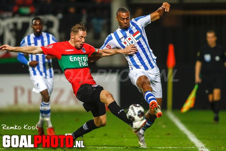 Vormcrisis NEC: ook verlies tegen Eindhoven