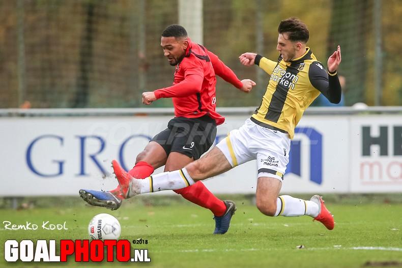 AFC loopt uit na winst op Jong Vitesse