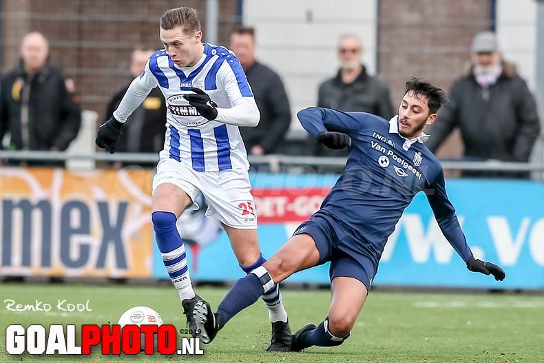 FC Lienden flink onderuit tegen Koninklijke HFC