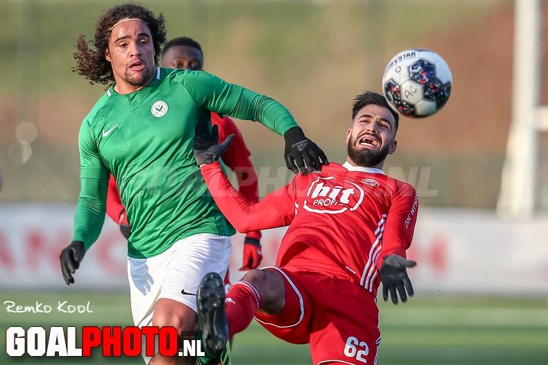 AFC loopt door zege op Jong Almere City weer stukje uit