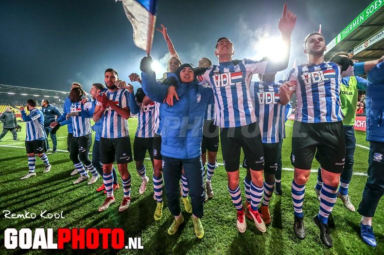 Machteloos Go Ahead Eagles thuis ten onder tegen FC Eindhoven