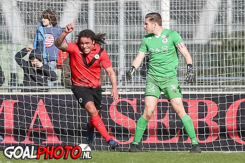 AFC nipt langs Jong Sparta