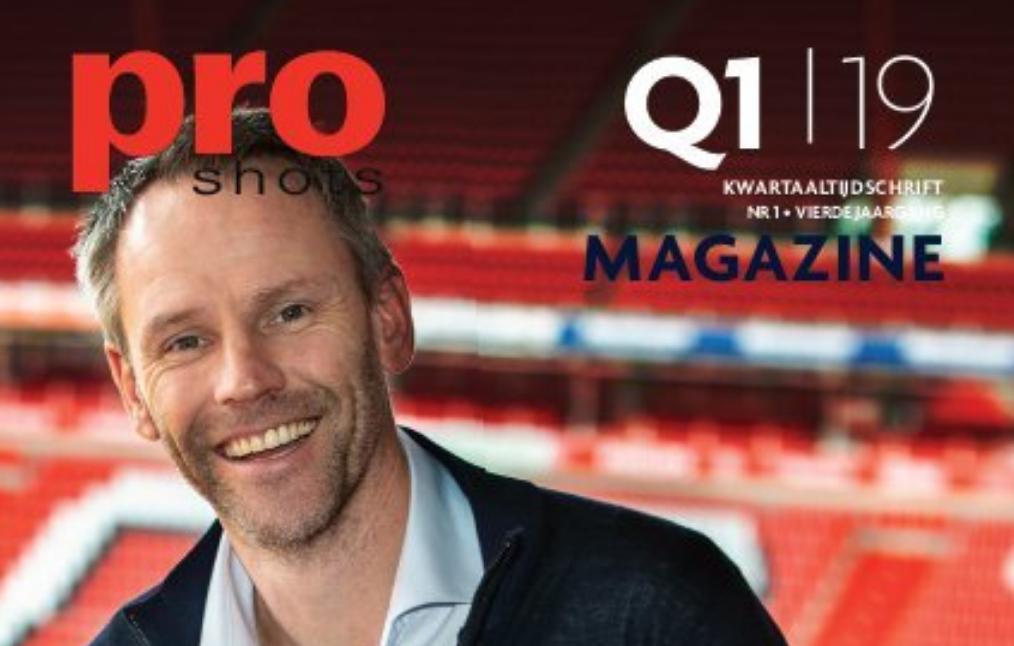Pro Shots Magazine Q1 2019