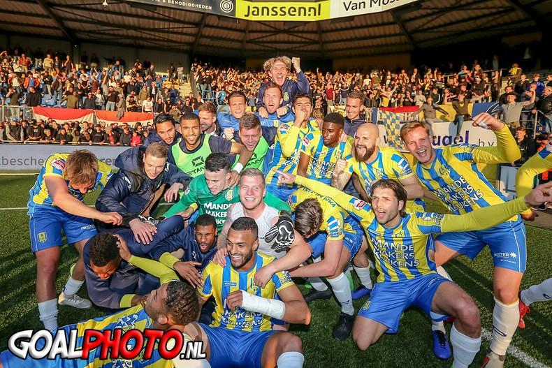 RKC naar tweede ronde nacompetitie, seizoen NEC voorbij