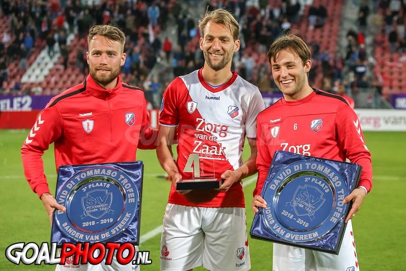 FC Utrecht in eigen huis te sterk voor sc Heerenveen