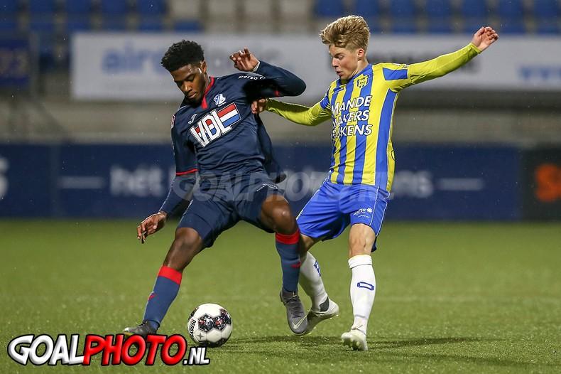 RKC wint van met 3-1 van FC Eindhoven en treft NEC in play-offs
