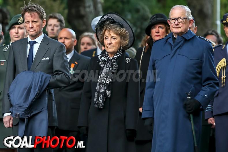 Duizenden mensen aanwezig bij dodenherdenking op Grebbeberg