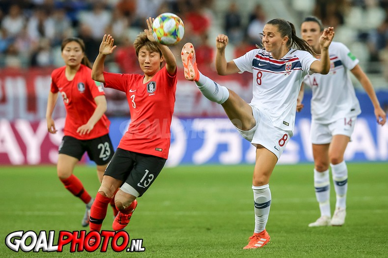 Noorwegen dankzij strafschoppen naar achtste finales WK