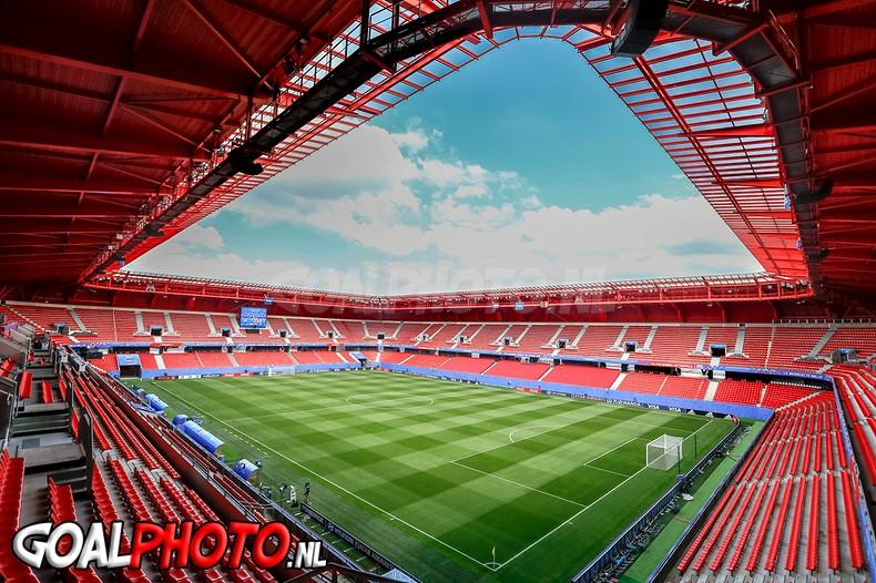 14-06-2019 Stadion & persconferentie