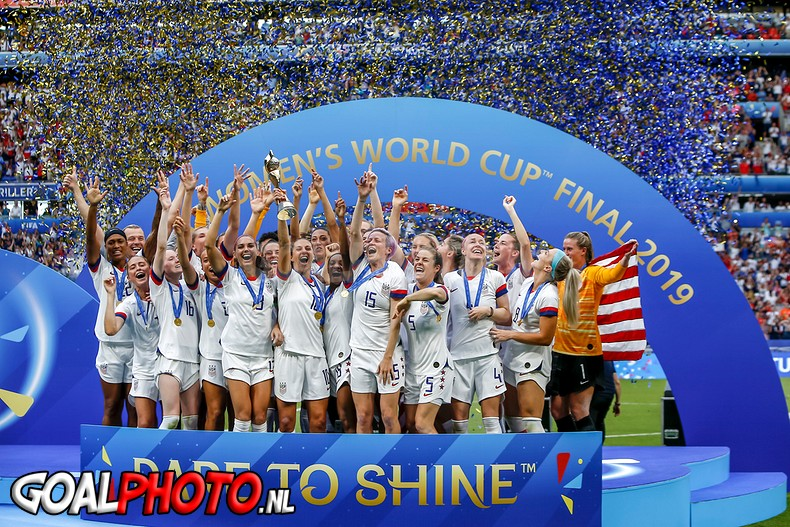 Oranjevrouwen verliezen WK-finale van topfavoriet VS